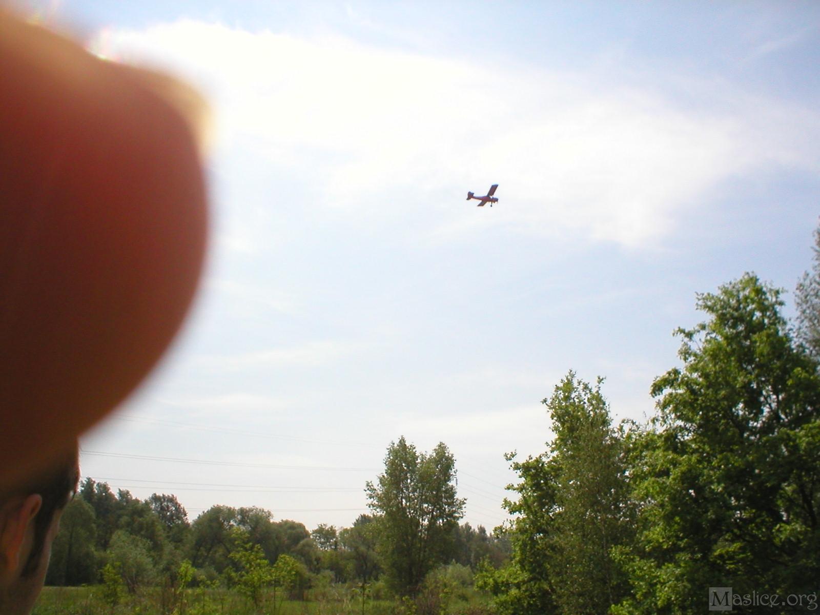 Zywy_Napis_Euro2012_08_samolot